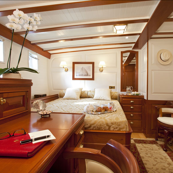 Traditional Dutch Interior Design: Sunreef Yachts Charter – Travel Blog