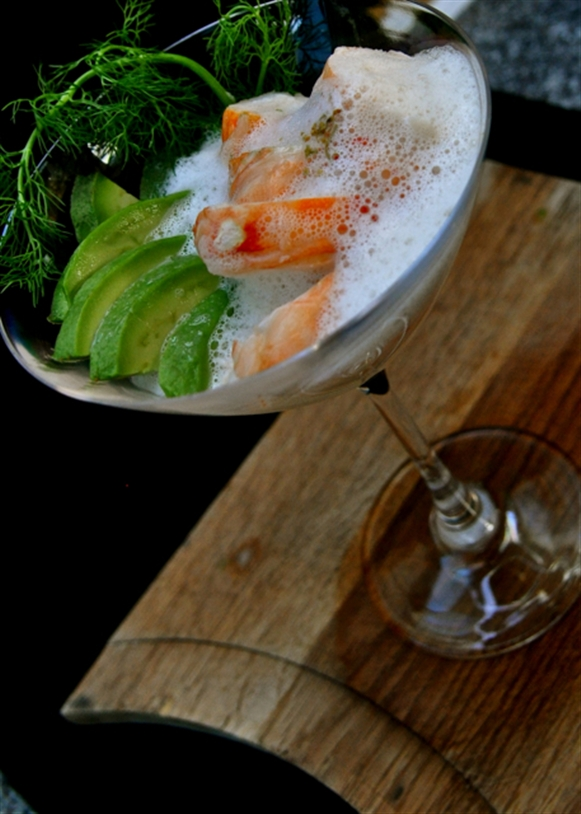 Lobster Espuma