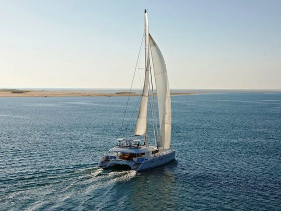 Irresistible Spring and Summer Sailing Vacations Aboard Luxury Catamarans WHISPERS and GO FREE