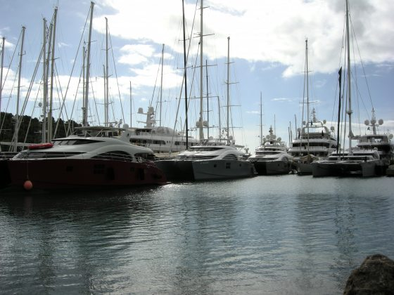 SYC to Present Four Yachts at the Antigua Charter Yacht Show