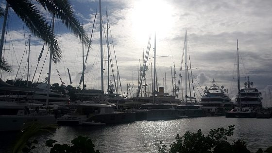 Sunreef Yachts Charter at the 2016 Antigua Charter Yacht Show