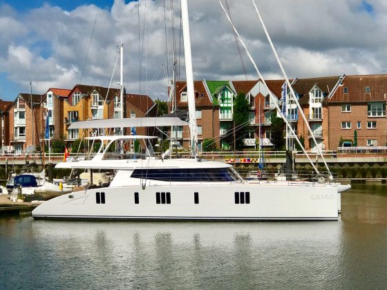 Introducing CALMAO to Sunreef Yachts Charter Fleet