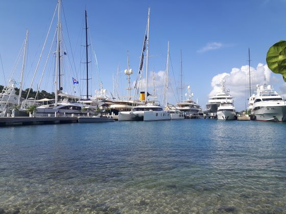 Sunreef 74 CALMAO showcased at the 56th Antigua Charter Yacht Meeting