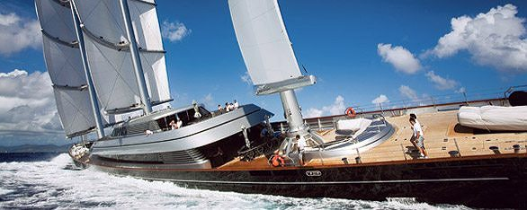 maltese falcon available for charter
