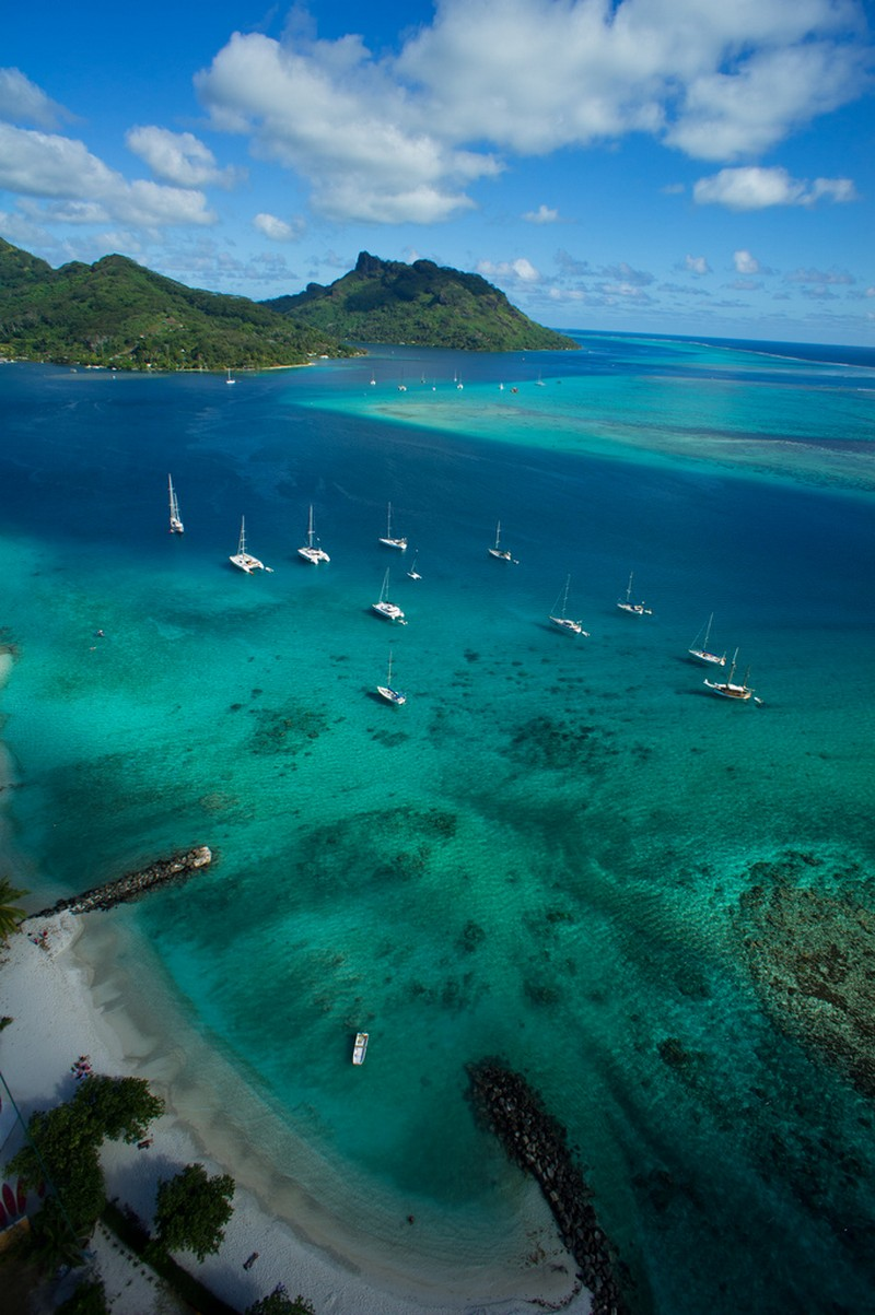 14 days in the south pacific - destination