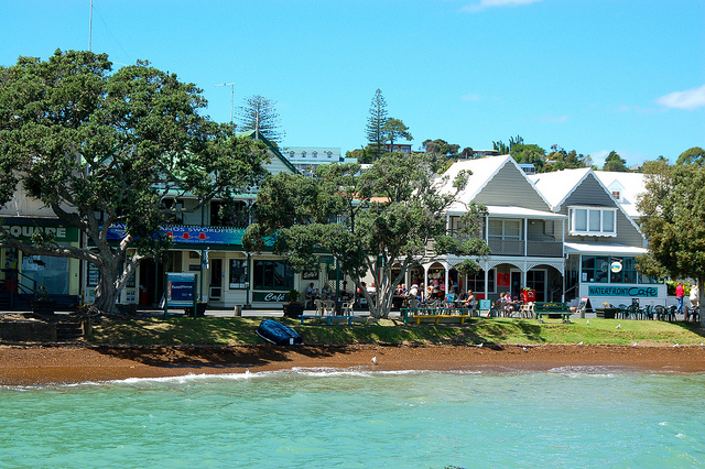 Russell New Zealand  City new picture : 10 Night Luxury Charter in New Zealand Destination Sunreef Charter