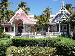 Mustique's History