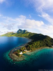 Charter in Tahiti, where else!
