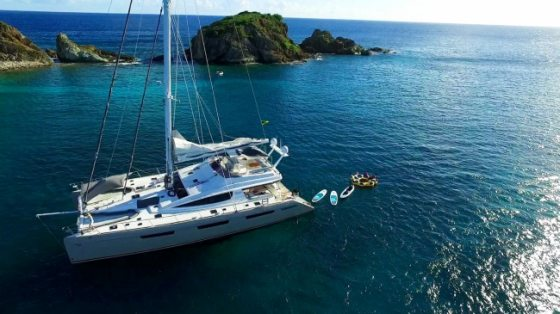 Special rates in the Caribbean aboard the stunning XENIA 74