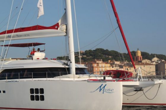 S/Y MUSE offers special summer rates